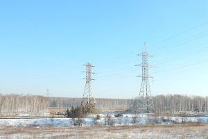 ФСК ЕЭС реконструировала два перехода линий электропередачи через Транссиб