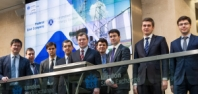 Federal Grid Company Delegation Visits London Stock Exchange