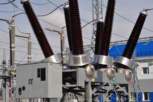 ФСК ЕЭС установили новые высоковольтные ввода на энергообъектах Нижегородской области для надежного энергоснабжения региона в осенне-зимний период
