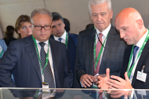 ФСК ЕЭС и Siemens обсудили реализацию совместных проектов по строительству энергообъектов