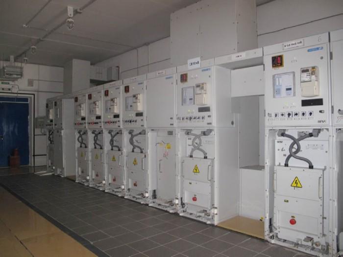 Подстанция 220 кВ Газовая.