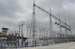 Подстанция станет частью схемы выдачи мощности главных олимпийских электростанций - Сочинской и Адлерской...