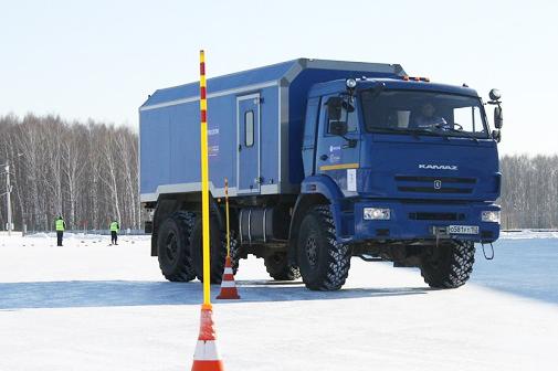 ФСК ЕЭС победила в первых соревнованиях профессионального мастерства «Россетей» среди водителей