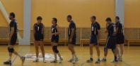 Волейбольный турнир в Кемерово