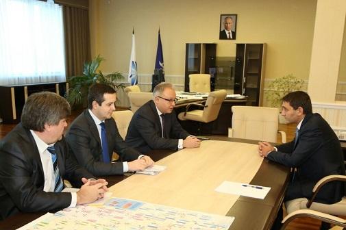 Состоялась рабочая встреча руководителей ФСК ЕЭС и Ленэнерго