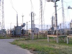 Подстанция 500 кВ Буденновск.