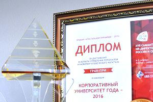 Центр подготовки персонала ФСК ЕЭС признан лучшим  среди корпоративных университетов России