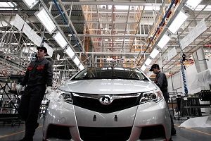 ФСК ЕЭС обеспечит электроэнергией новый завод китайских внедорожников в Тульской области