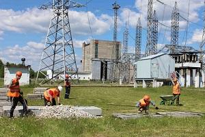 ФСК ЕЭС реконструирует самую мощную подстанцию в Томской области