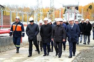 Глава ФСК ЕЭС проверил готовность уральских энергообъектов к работе в условиях максимума нагрузок