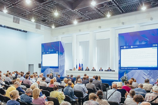 Состоялось годовое собрание акционеров ФСК ЕЭС