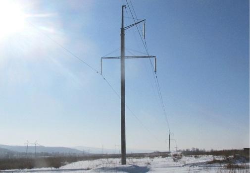 ФСК ЕЭС реконструировала две ЛЭП 220 кВ в Амурской области, обеспечивающие электроснабжение железнодорожных объектов