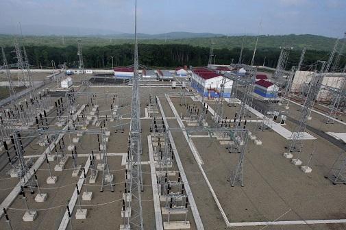ФСК ЕЭС модернизирует ключевую подстанцию Приморского энергокольца 500 кВ – «Владивосток»