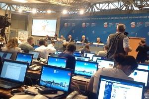 Лауреаты «Глобальной энергии» обсудили на ПМЭФ решения масштабных энергетических задач