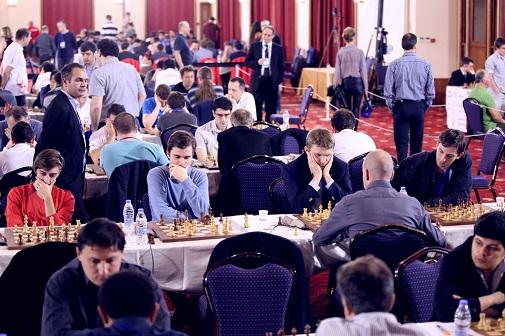 Cборные России заняли победные места на Чемпионате Европы по шахматам