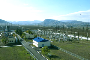 ФСК ЕЭС повышает надежность электроснабжения северной и центральной части Республики Дагестан
