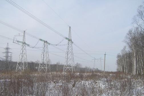 ФСК ЕЭС расчистит свыше 12 тыс. га трасс ЛЭП на Дальнем Востоке