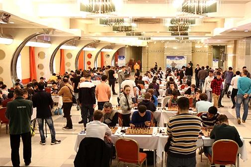 ФСК ЕЭС приняла участие в шахматном турнире «Аэрофлот Опен 2018»