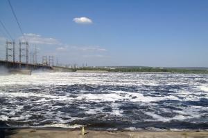 """...схемах выдачи мощностей Жигулевской ГЭС, сообщила пресс-служба филиала ОАО  """"ФСК ЕЭС """" - Магистральные электрические..."""